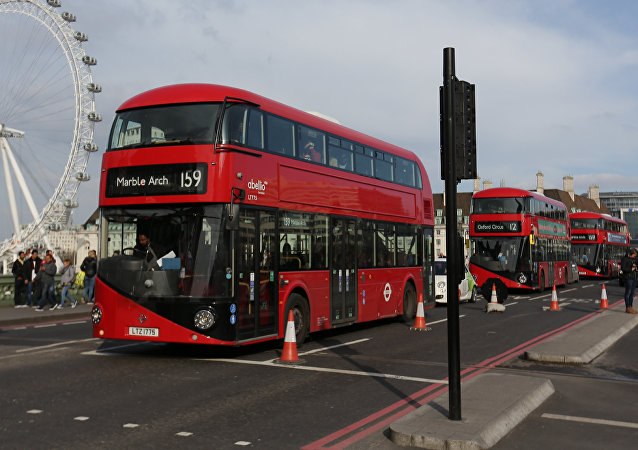 Bus a Londra