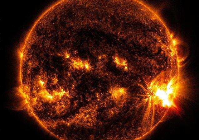Eruzione solare
