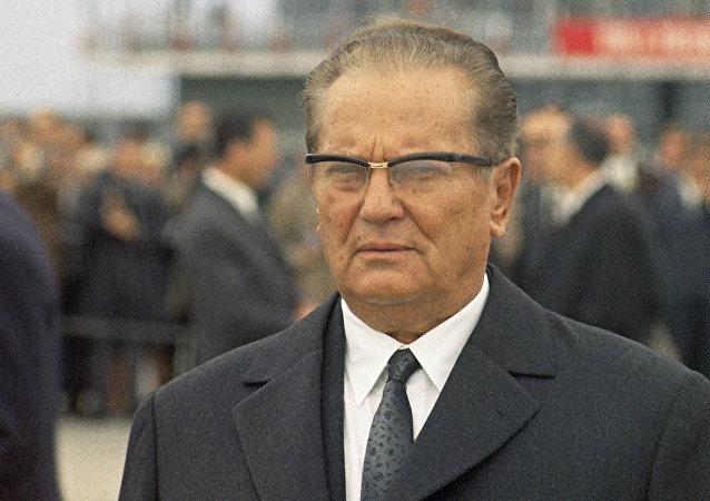 Josif Broz Tito