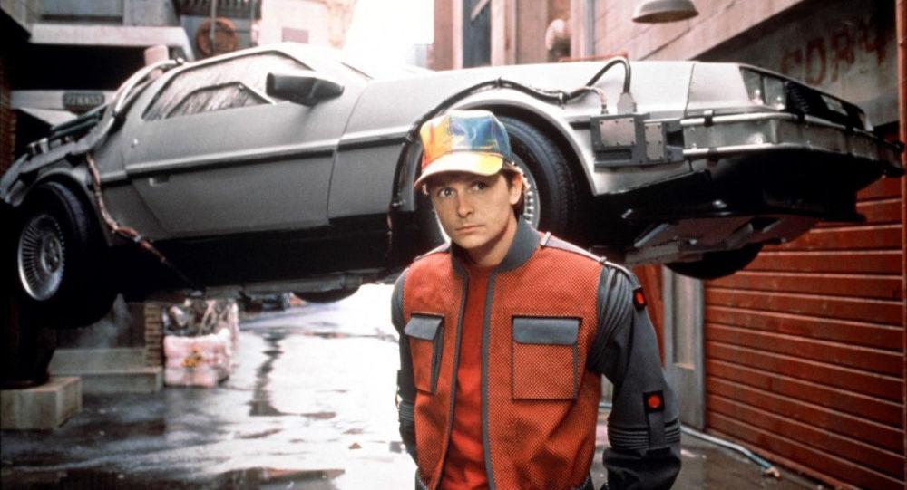Immagine del film Ritorno al futuro
