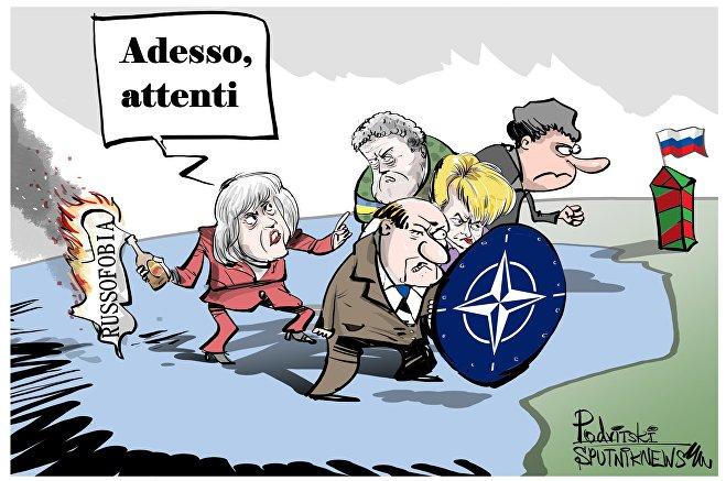 Theresa May fa un monito contro i tentativi di destabilizzazione che provengono da Paesi come la Russia.
