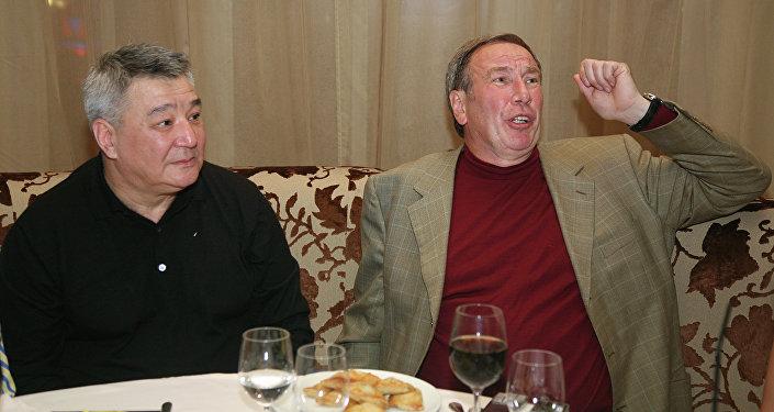 Due oligarchi russi ad una festa