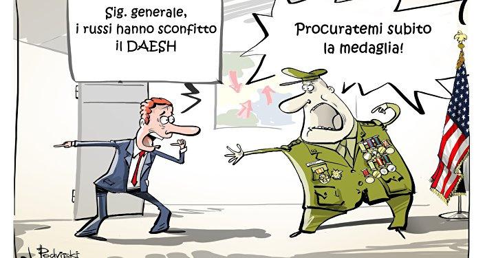 Ministero della Difesa russo: