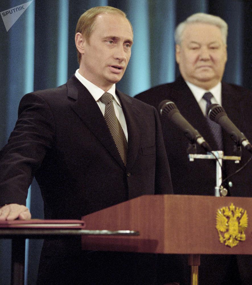 Le 3 presidenze di Vladimir Putin