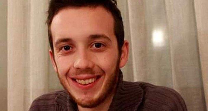 Andrea Muratore, redattore de Gli occhi della guerra