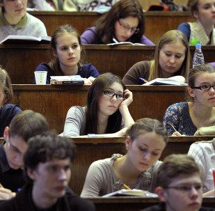 Studenti dell'Università di Mosca