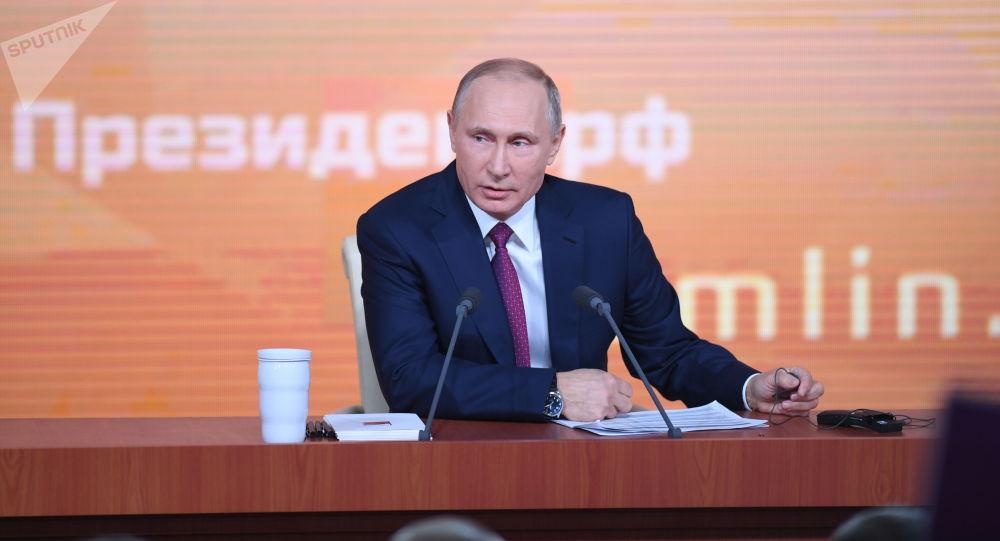 Russia, Putin: