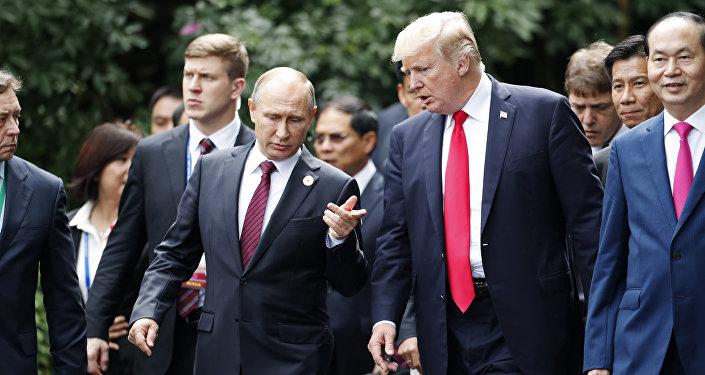 Putin si vantò con Trump: