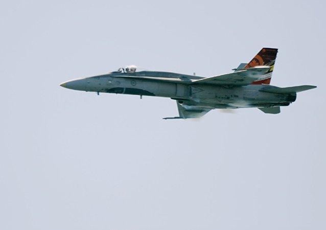 Caccia F-18 Hornet