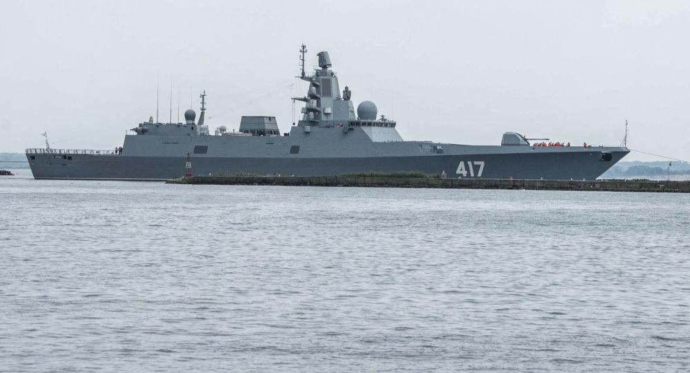 Ammiraglio Gorshkov (foto d'archivio)