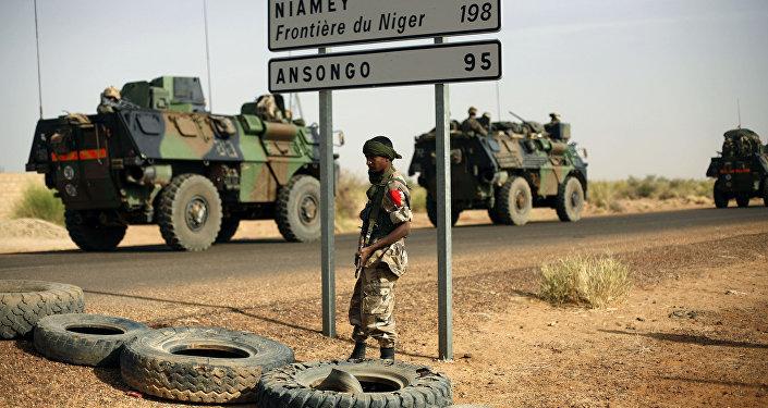 Il confine del Niger