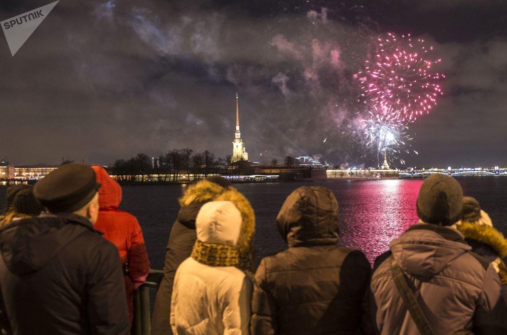 Capodanno in Russia