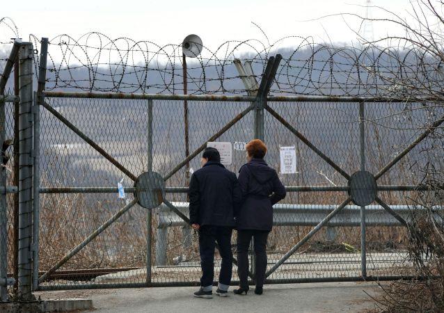 Zona smilitarizzata tra le due Coree