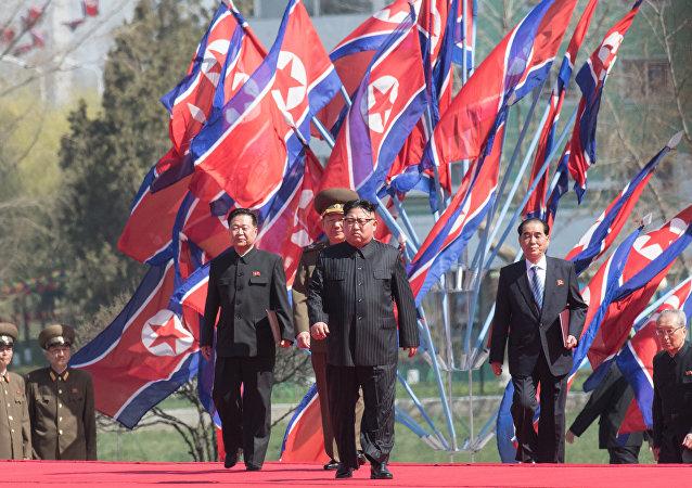Leader nordcoreano Kim Jong-un