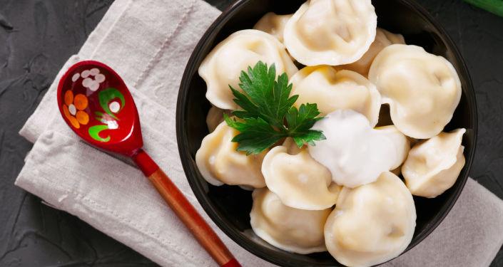 Pelmeni, piatto tradizionale della cucina russa