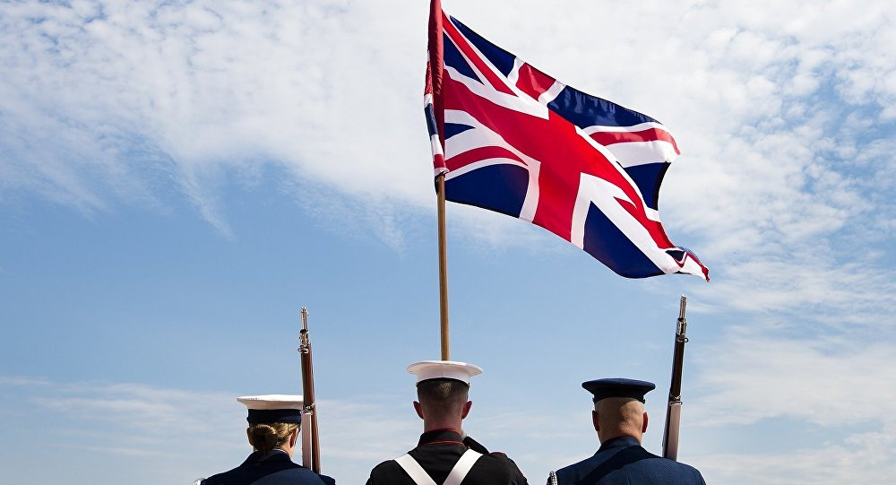 Soldati britannici (foto d'archivio)
