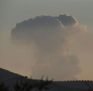 La Turchia attacca le postazioni dei separatisti curdi nella zona di Afrin