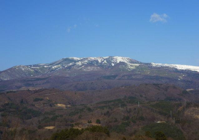 Il Monte Kusatsu-Shirane
