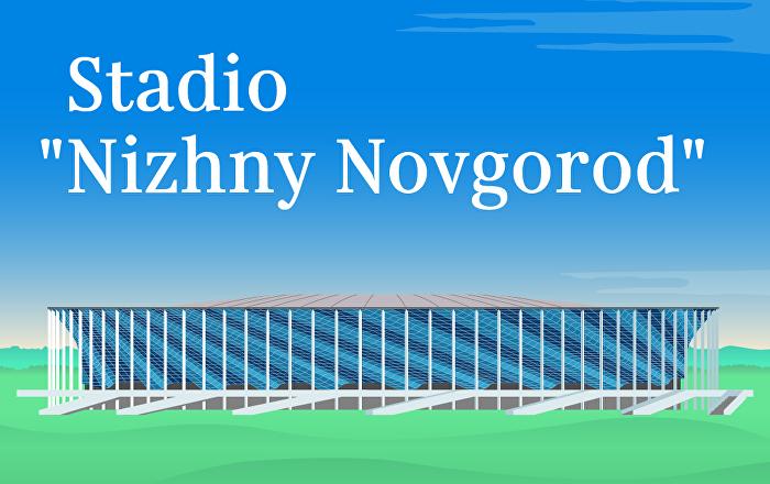 Stadio Nizhny Novgorod