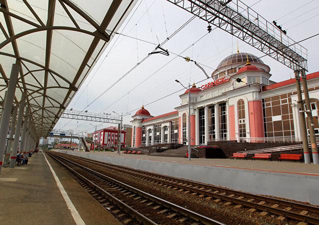 Stazione ferroviaria di Saransk