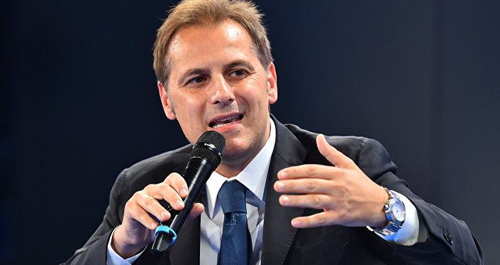 Armando Siri, consigliere economico di Matteo Salvini