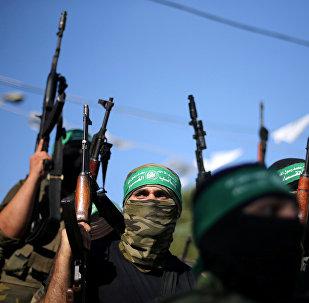 Militanti di Hamas