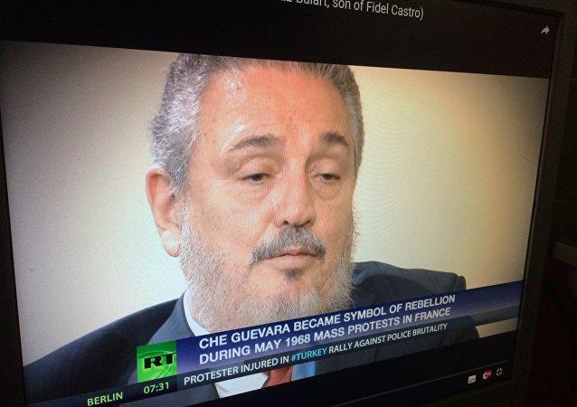 Fidel Angel Castro Diaz-Balart