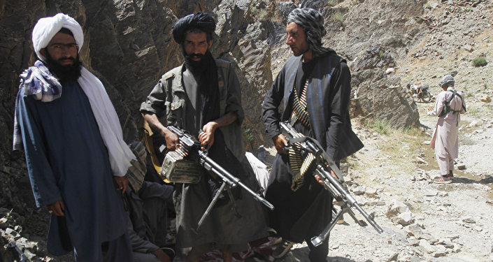 Terroristi islamici in Afghanistan