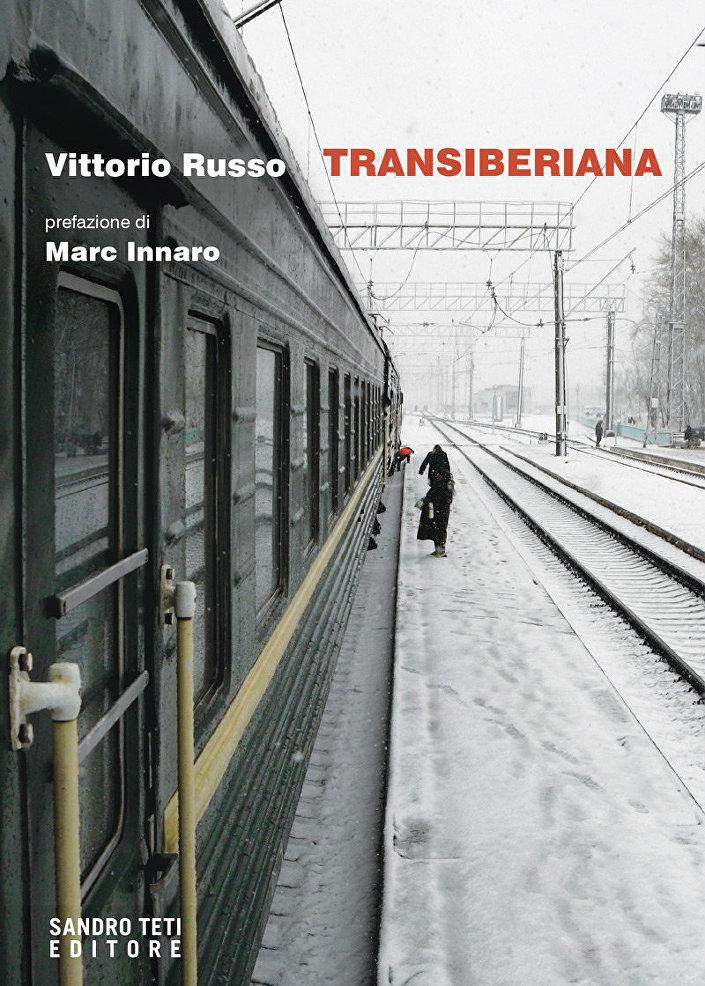 Copertina del libro Transiberiana