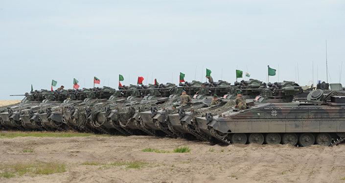 Carri armati della NATO
