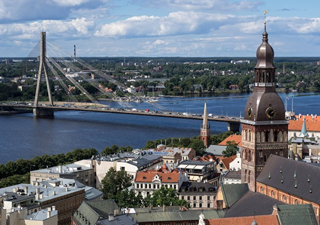Cities of the world. Riga