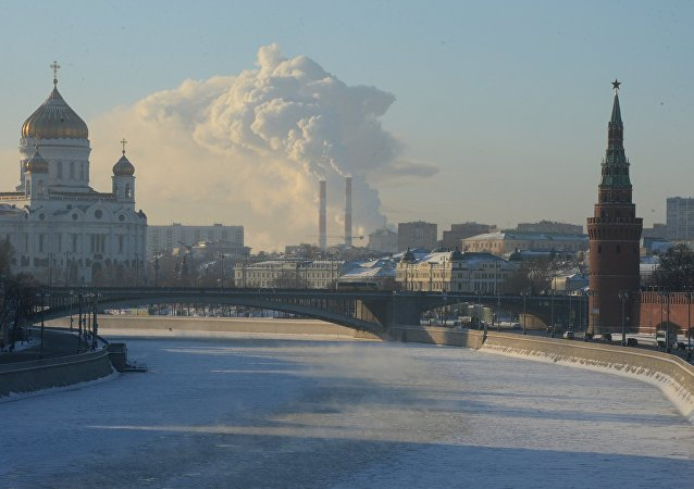 Basse temperature a Mosca