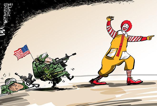 Media: ambizioni militari di Trump minacciate dall'obesità