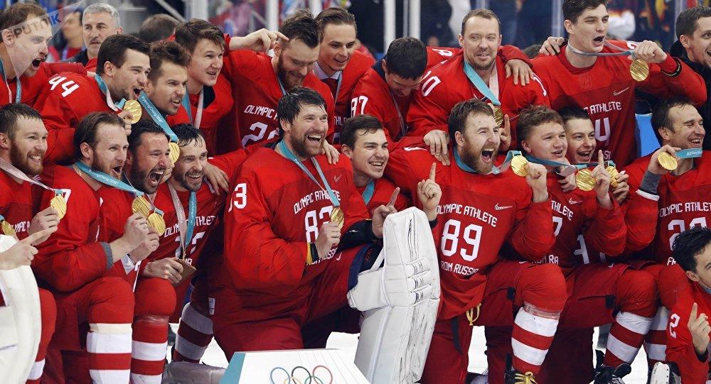 Hockey su ghiaccio - Pyeongchang 2018 - Russia - Germany