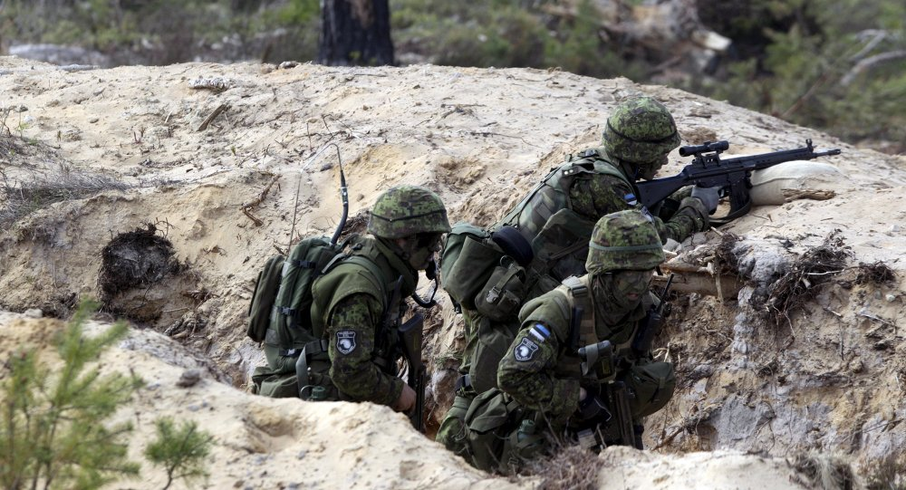 Soldati estoni