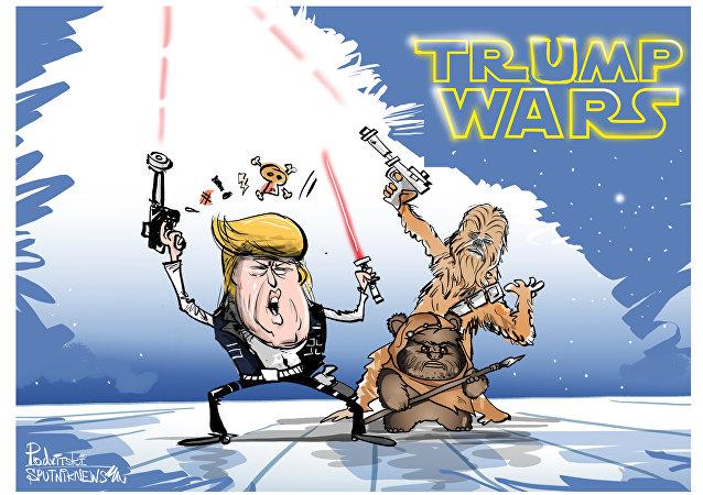 Il Pentagono esorta a prepararsi a una guerra spaziale