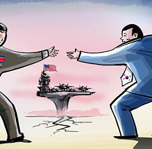 Le due Coree hanno deciso di stabilire una linea calda
