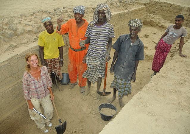 """Missione italo-eritrea alla scoperta della """"Pompei africana"""""""