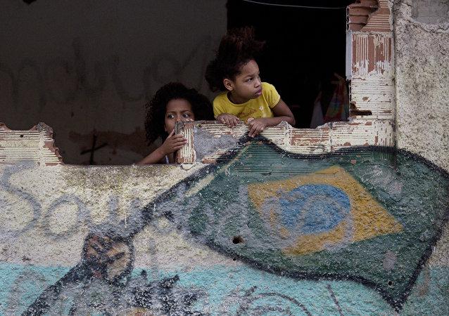 Favela brasiliana