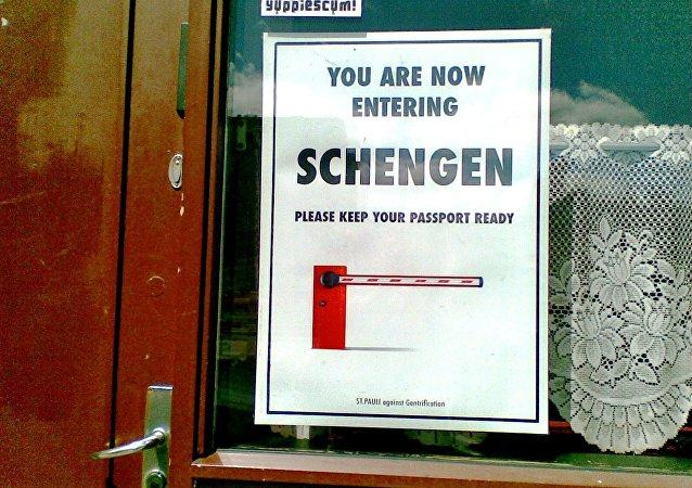 Zona Schengen