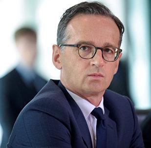 Heiko Maas, il ministro Esteri della Germania