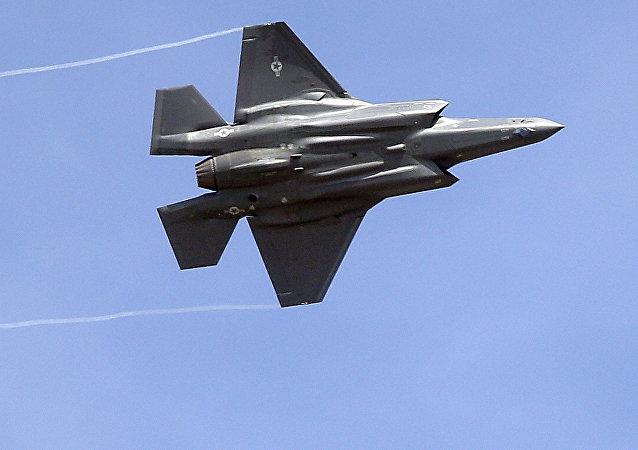 Un F-35 USA