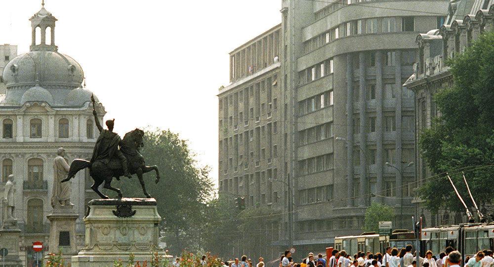 Bucarest, Capitale della Romania