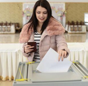 Elettrice in Crimea