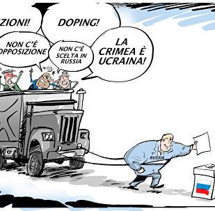 Risultati delle elezioni russe