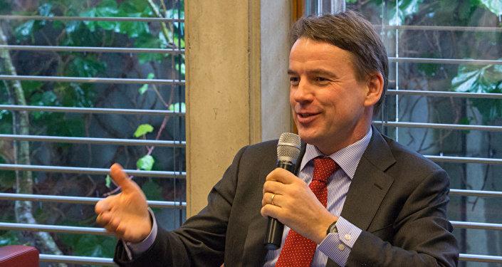 Christian Friis Bach, segretario esecutivo della Commissione economica per l'Europa (UNECE)