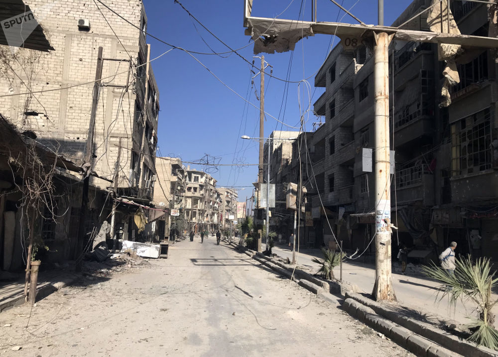 La liberazione di Kafr Batna nella Goutha occidentale