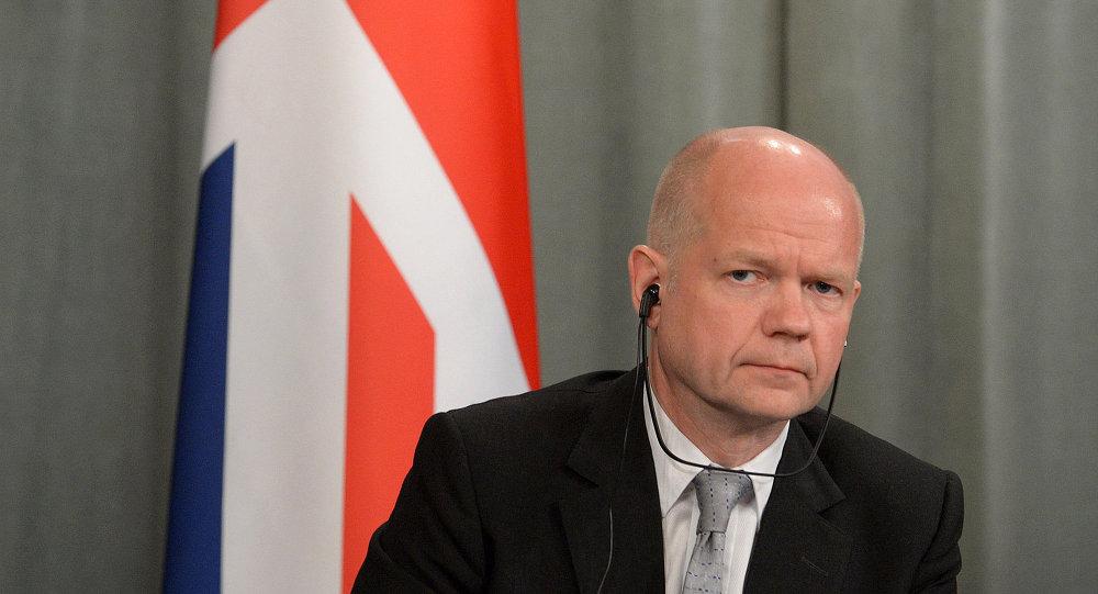 Ex Ministro degli esteri inglese William Hague