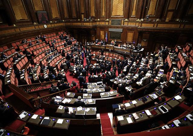 Il Senato italiano