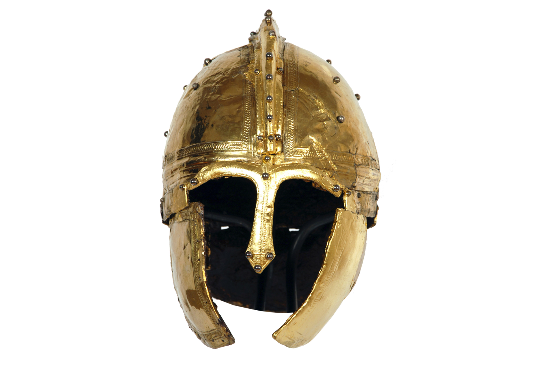 Elmo da parata, IV secolo